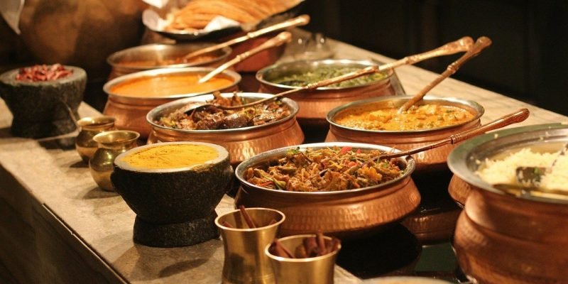 Buffet, Indian, Food, Spices, Lunch, RestaurantBuffet Indian Food Spices Lunch Restaurant