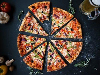 Pizza Food Italian Baked Cheese Crust Cuisine