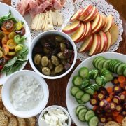 Appetizer Summer Organic Colorful Freshness Cheese
