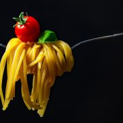 Spaghetti Pasta Noodles Italian Eat Food